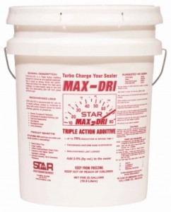 Star Max-Dri Sealer Additive