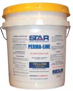 Star Perma-line Traffic Marking Paint