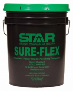 Star Sure-Flex Crack Filler