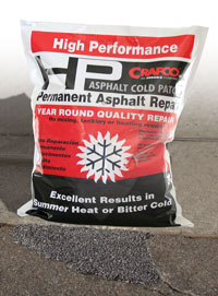 Crafco Asphalt Cold Patch