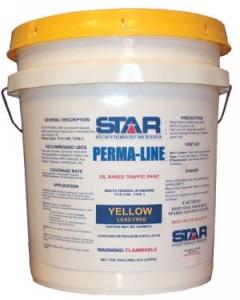 Star Perma-line Traffic Marking Paint